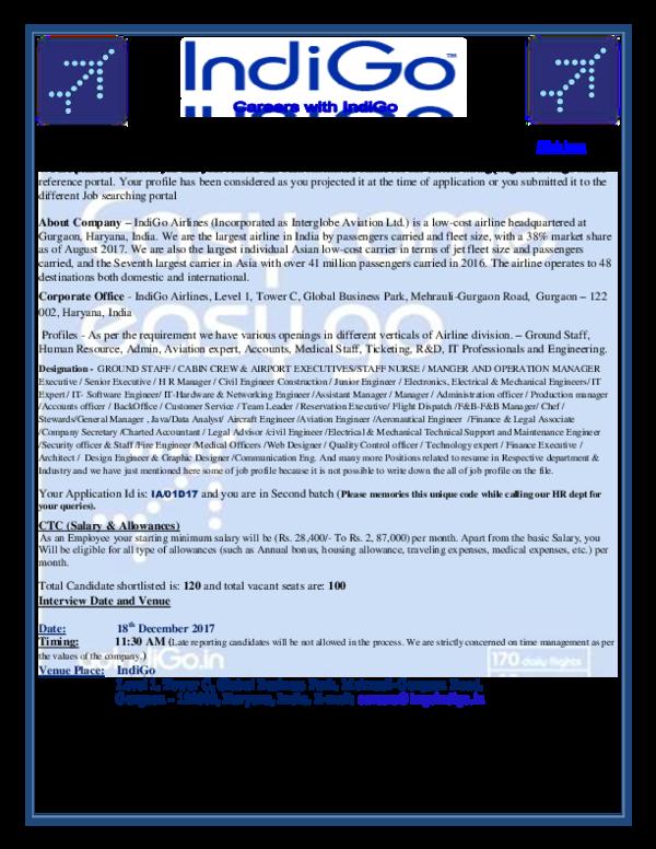 PDF) Indigo Invitation Letter   Ayush Ahuja - Academia edu