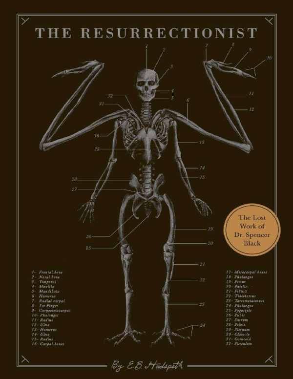 Pdf The Resurrectionist The Lost Work Of Dr Spencer Black By E B Hudspeth Pdf Quoc Cong Tran Academia Edu