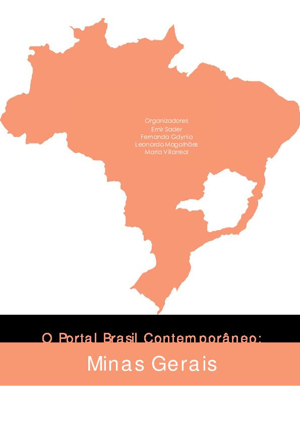 b23212e620 PDF) Ebook Minas Gerais Portal Brasil Contemporâneo