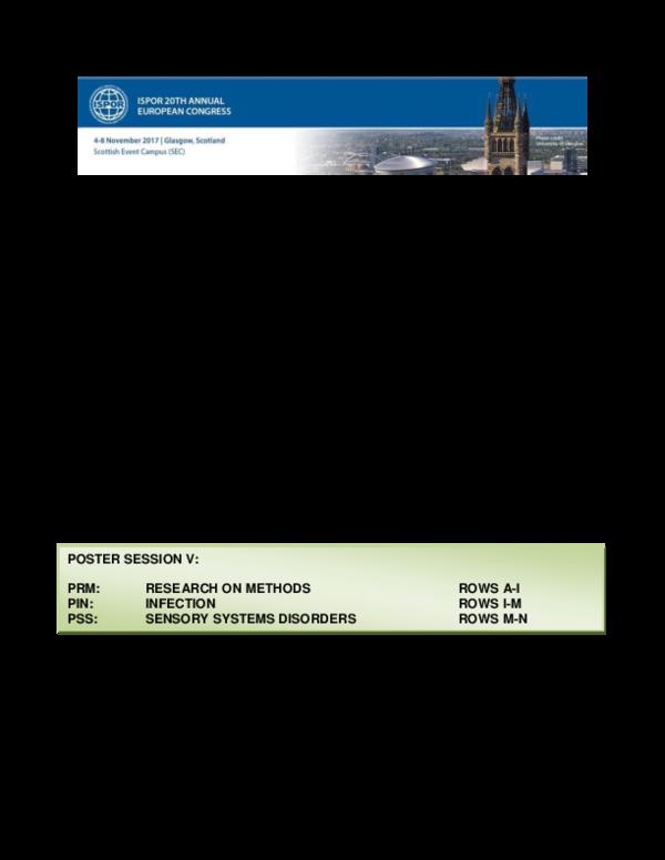 PDF) PRM11: CLINICAL EVALUATION OF CEA , CA125, CA19-9 and