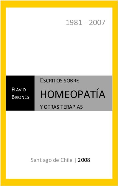prostatitis crónica y homeopatía