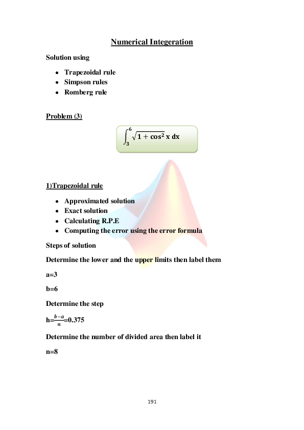PDF) Book of Numerical Methods Analysis Engineering (Part 2