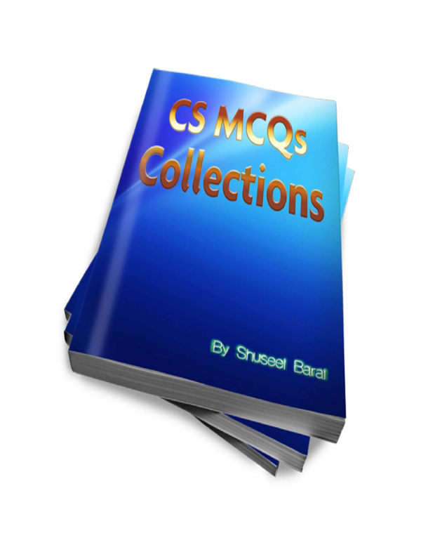 PDF) Collections of CS MCQs | Shuseel Baral - Academia edu
