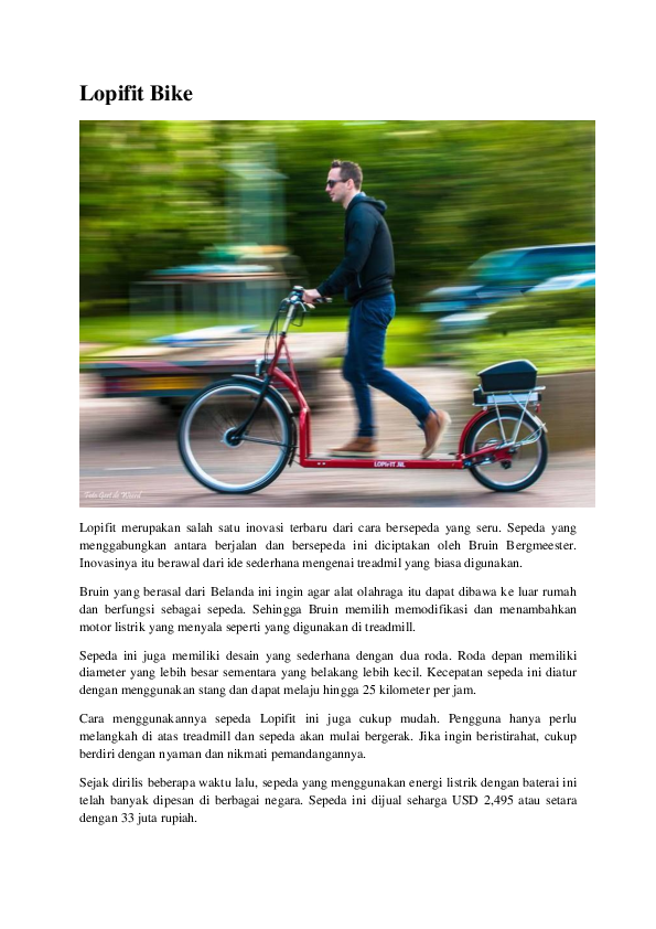 doc lopifit bike abdullah rasyid