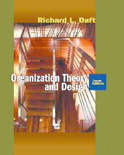 Pdf Organization Theory And Design Basit Junaid Academia Edu