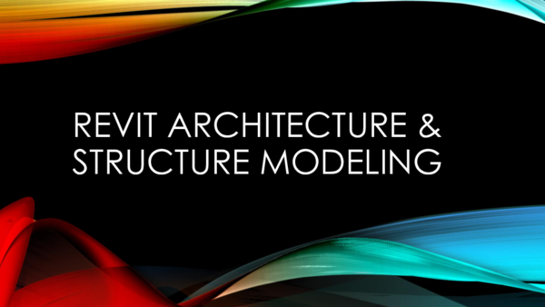 PPT) Revit Architecture Structure Modelling C1   orchid younglady
