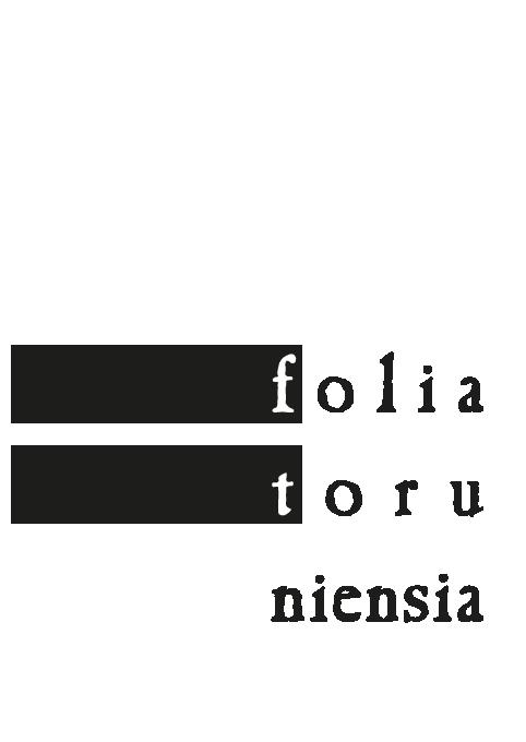 Pdf Folia Toruniensia Vol 18 2018 Karol łopatecki