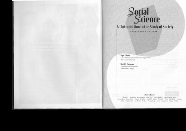 PDF) Social_Science_Book_Full_by_Elgin_F_Houn (1).pdf | Daegan ...