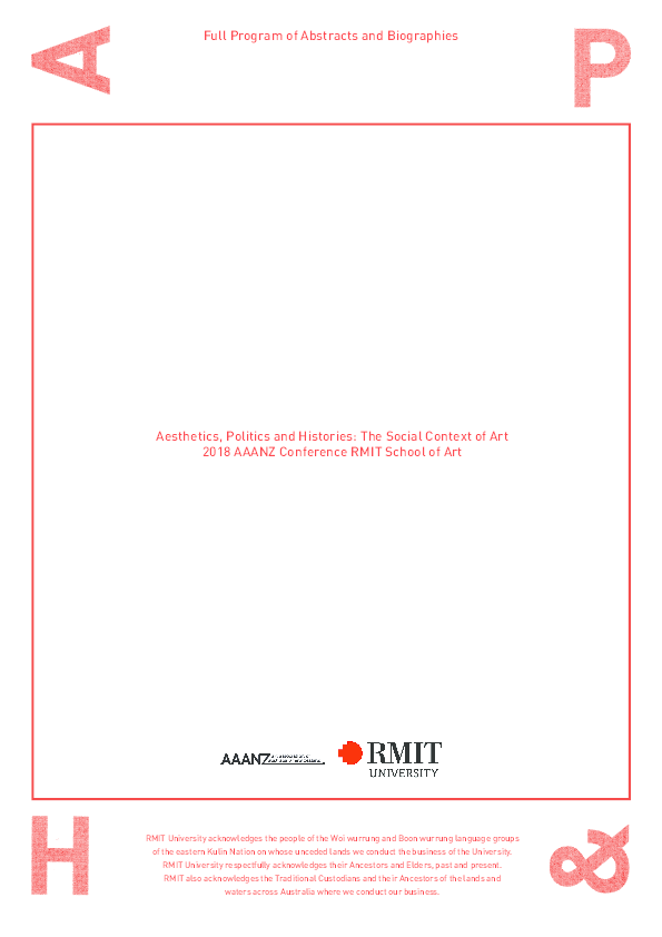 PDF) More-than-human social relations in the Anthropocene: Art