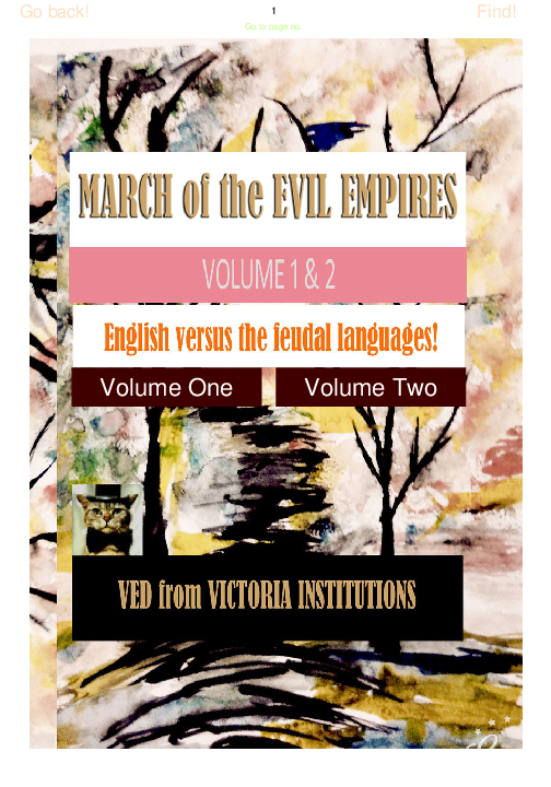 PDF) MarchTLink pdf | VED from Victoria Institutions - Academia edu