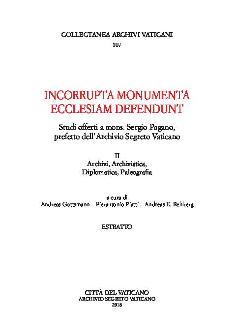 Vaticanum Il Manoscritto Esoterico Pdf