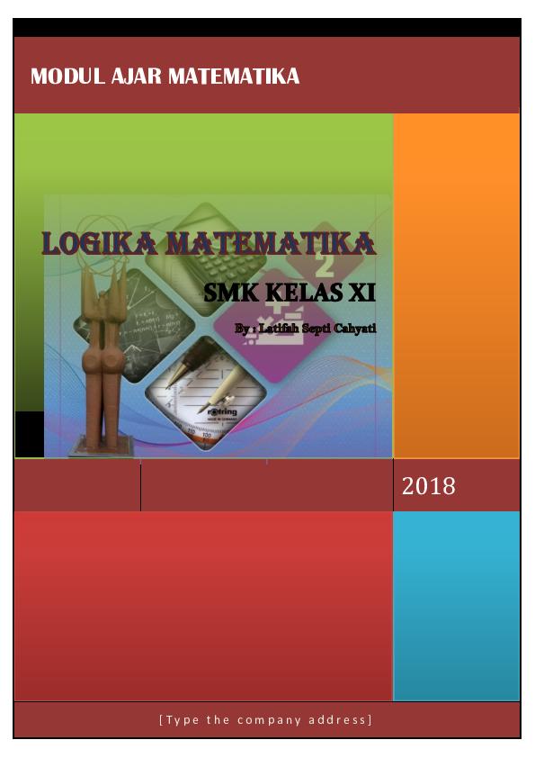 Pdf Materi Logika Matematika Smk Ica Math Academia Edu