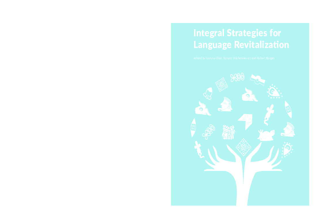 Pdf Integral Strategies For Language Revitalization
