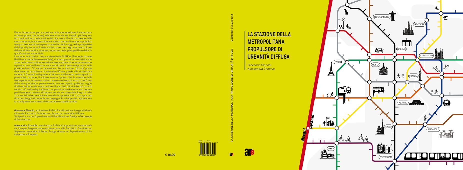 Alessandra Bianchi Architetto pdf) la rete infrastrutturale di roma | deborah navarra