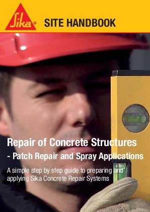 PDF) SITE HANDBOOK Repair of Concrete Structures -Patch Repair and