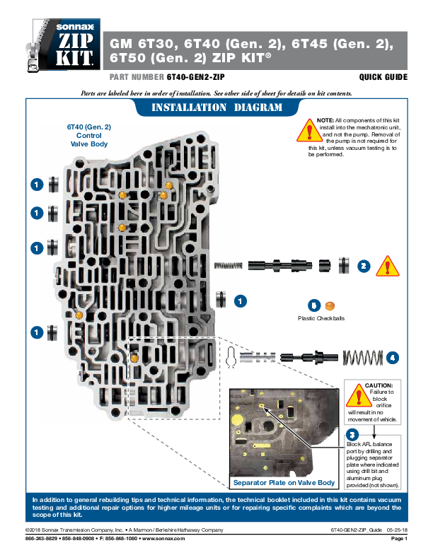 PDF) Parts are labeled here in order of installation  See