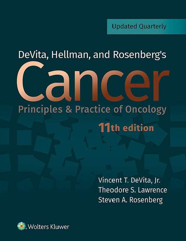 PDF) DeVita, Hellman, and Rosenberg's Cancer Principles