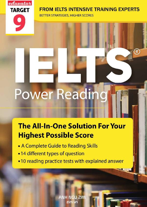 PDF) Zim vn IELTS Power Reading (2) | lan quan - Academia edu