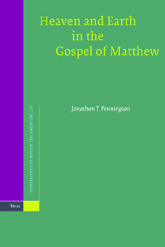 PDF) Heaven and Earth in the Gospel of Matthew - Jonathan Pennington