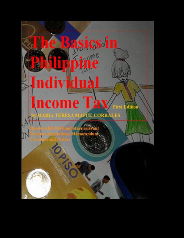 PDF) The Basics in Philippine Individual Income Tax