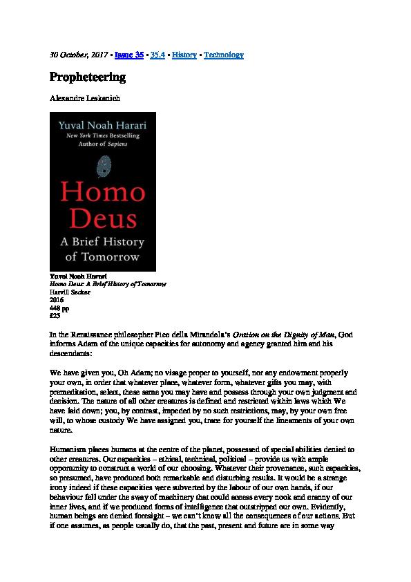 Sapiens pdf yuval noah harari