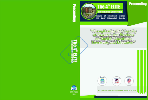 new product 695d3 a88ba PDF) Proceeding The 4th ELITE 2016 International Conference 2016 ...