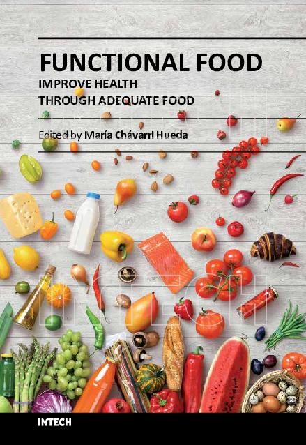 PDF) FUNCTIONAL FOOD - IMPROVE HEALTH THROUGH ADEQUATE