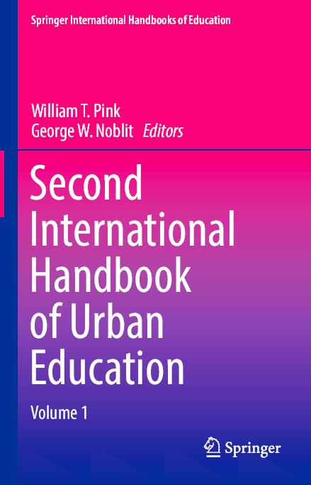 PDF) Nd Int  Handbook of Urban Education  | gabriela czarny