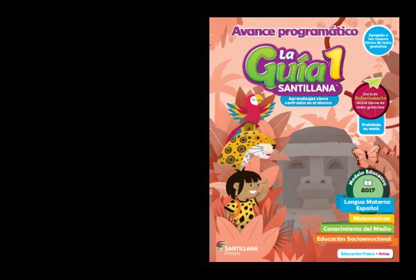 Libro De Lengua Materna Español Segundo Grado De ...