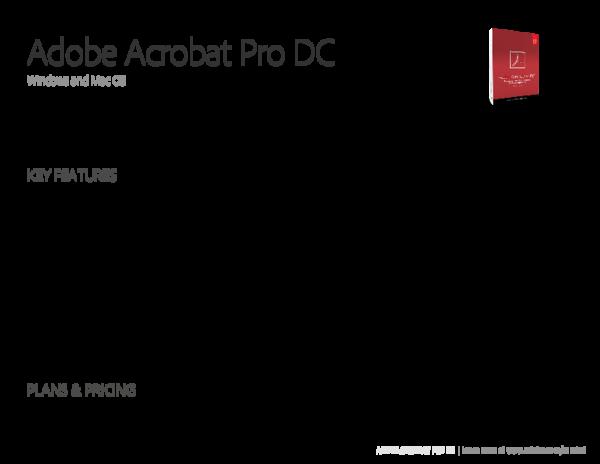 PDF) Adobe Acrobat Pro DC | La Mansur - Academia edu