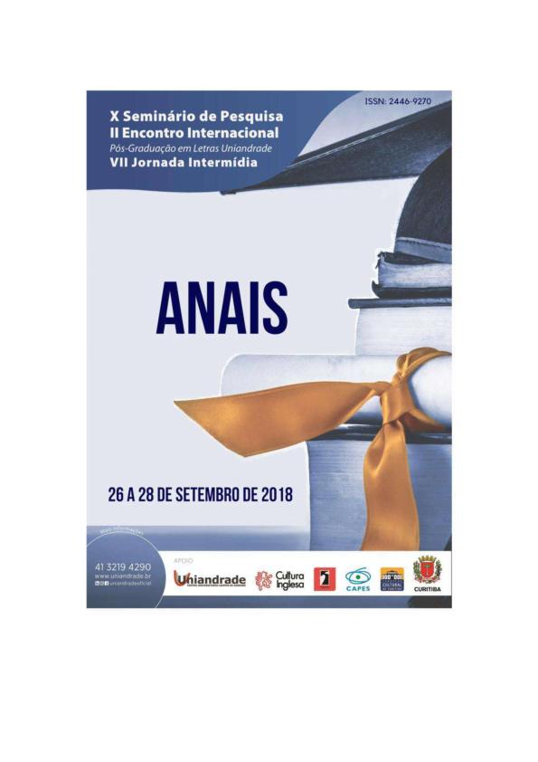 3a6b92c973 PDF) Anais do X Seminário de Pesquisa II Encontro Internacional VII ...