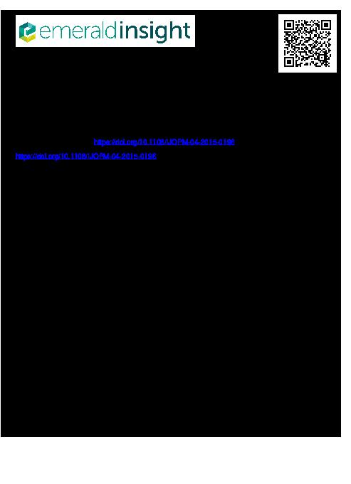 Thonemann Operations Management Pdf