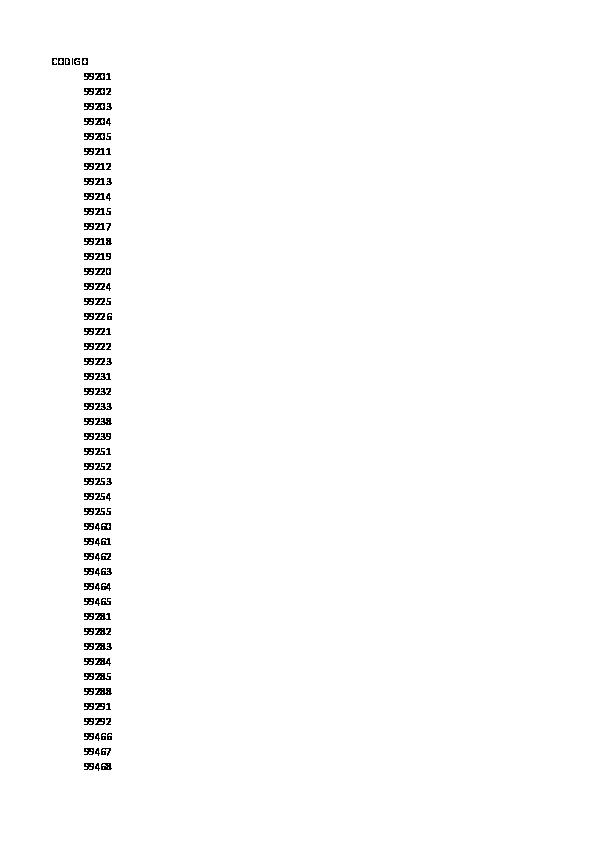 código cpt para cistoscopia con electrocución de próstata