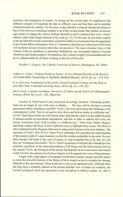 PDF) Review of Consider Leviathan, by David Penchansky