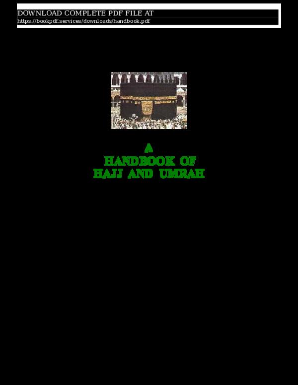 PDF) handbook-pdf_5487747 pdf | book P D F services - Academia edu