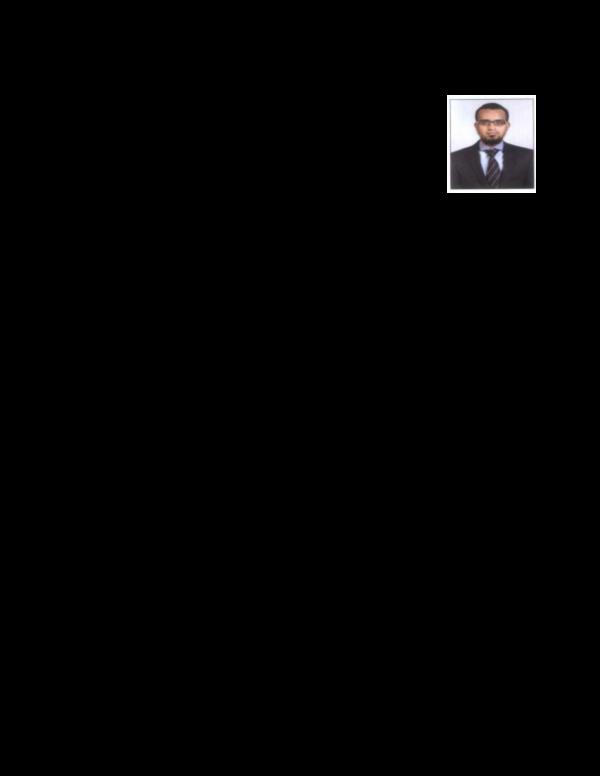 DOC) CV | Mahfooz Alam - Academia edu