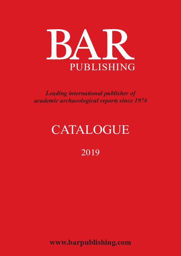 PDF) BAR Publishing 2019 Catalogue.pdf | Birgit Thaller - Academia.edu