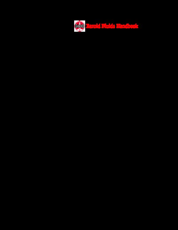 PDF) Baroid Fluids Handbook | Nasseredine MOUNI - Academia edu