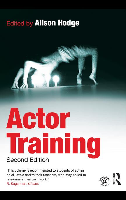 PDF) Actor Training.pdf | rakai kazinda - Academia.edu