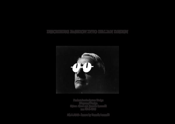 Pdf Inscribing Fashion Into Italian Design Politecnico Di Milano Product Service System Design History Of Design A A 2018 2019 Lecture 26 11 2018 Rossella Locatelli Academia Edu