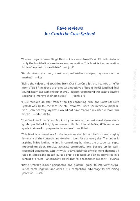 crack the case system david ohrvall pdf