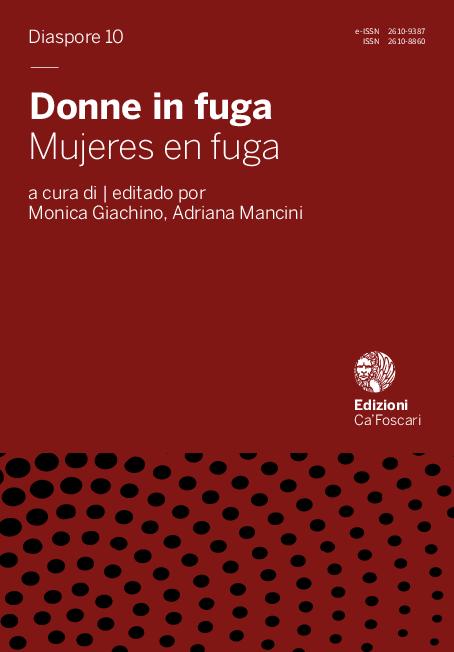 Pdf Donne In Fuga Mujeres En Fuga Edizioni Ca Foscari