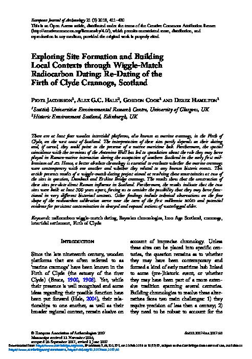 Definition von Radiocarbon-Dating in der Chemie