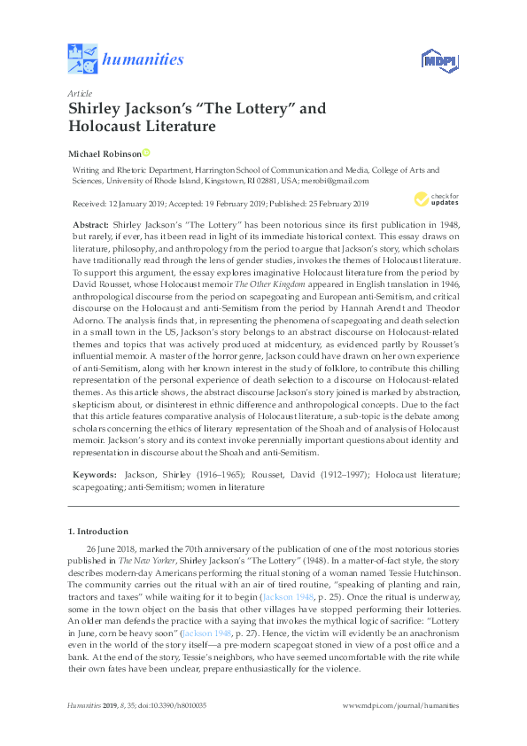 And pdf holocaust modernity the