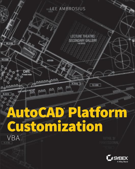 PDF) Ambrosius Lee  - AutoCAD Platform Customization_ VBA