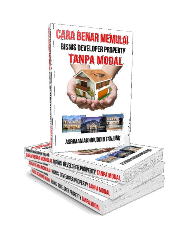 (PDF) Cara Sukses Bisnis Property Tanpa Modal.pdf ...