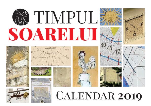 PDF) Timpul Soarelui - Calendar 2019 | Dan-George Uza