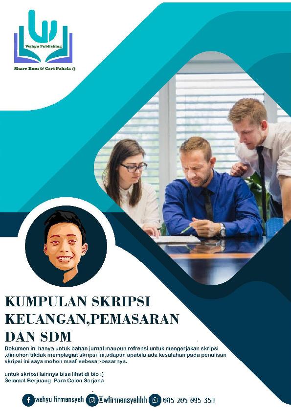 Skripsi Manajemen Sdm Research Papers Academia Edu