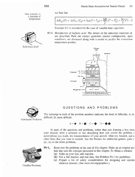 PDF) 568 Steady-State Nonisothermal Reactor Oesipn | harshit saxena