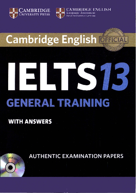 PDF) IELTS 13 General | Xuanhue Fatcat - Academia edu